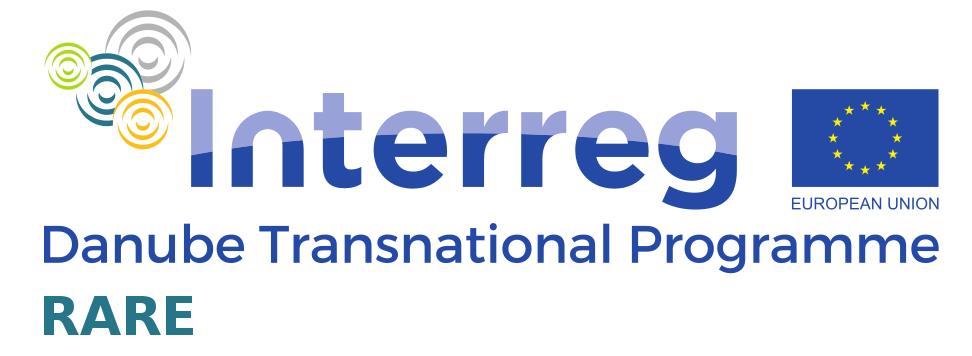 Výsledok vyhľadávania obrázkov pre dopyt interreg RARE logo